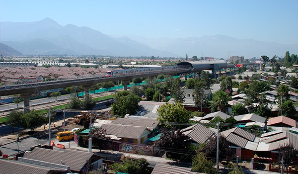 La tranquilidad de vivir o invertir en Puente Alto
